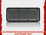 Braven BZ625BGB 625s Wireless Bluetooth Speaker/PowerBank - Retail Packaging - Black