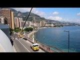 Monaco Formula 1 Monte Carlo 2013 Grand Prix crane on the track F1 Mediaco Grove grue
