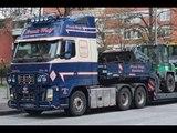 Volvo FH 660 Frank Wulf Hamburg Schwertransport slideshow