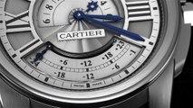 Calibre de Cartier Multiple Time Zone