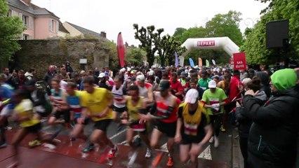 Marathon de Sénart 2015