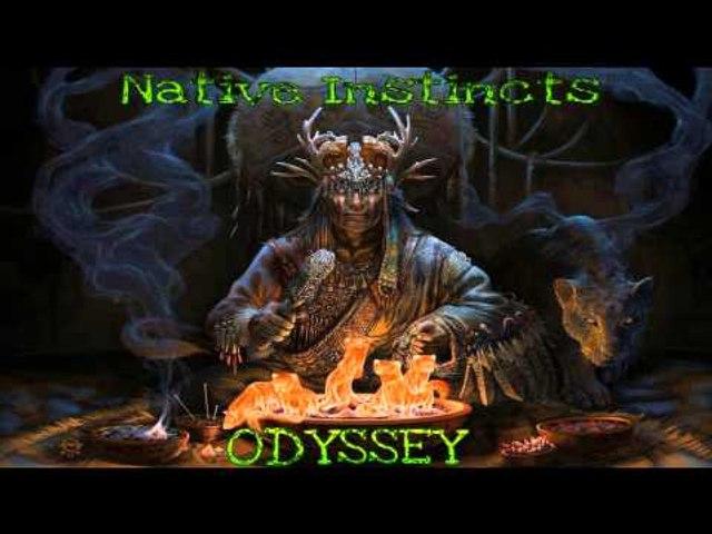 Hip Hop Album 2013 - Native Instincts - Odyssey (Free Download)