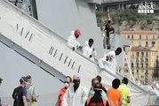 Immigrazione: a Salerno 652 profughi, molti con scabbia