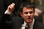 """Manuel Valls : """"Honte au maire de Béziers"""" - ZAPPING ACTU DU 05/05/2015"""