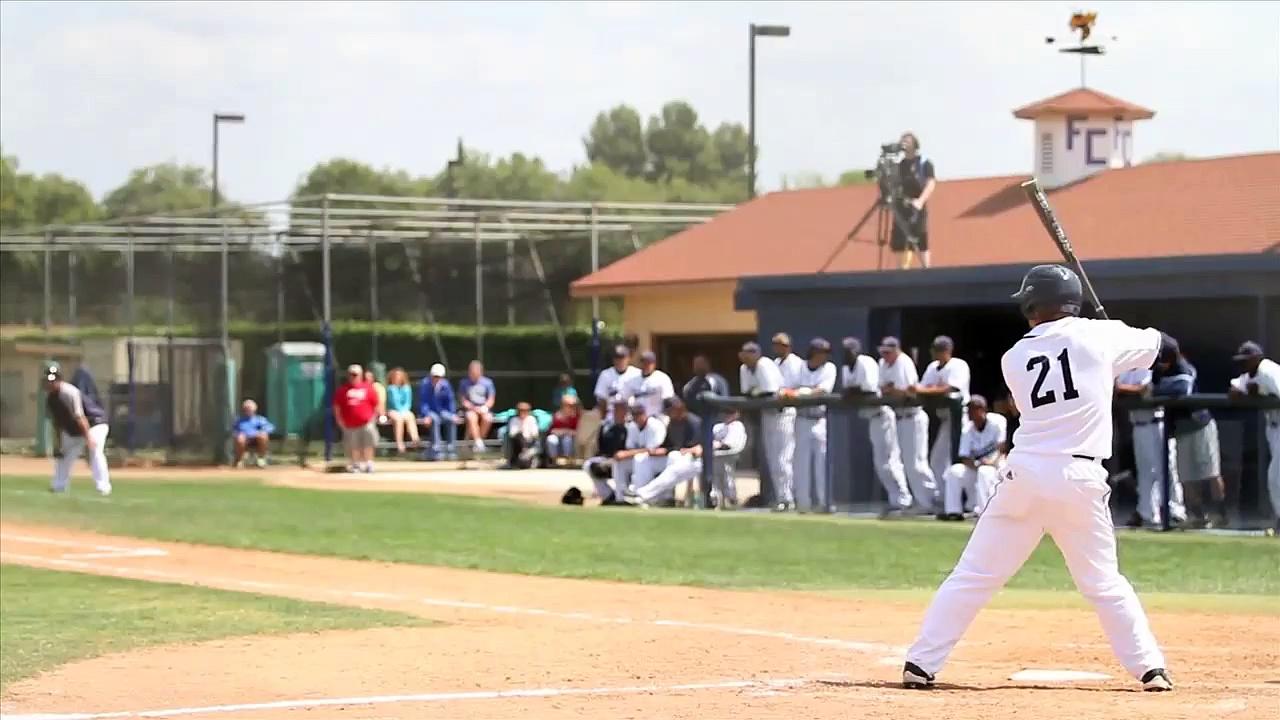2014 Fulleton College Baseball – The Ball Game