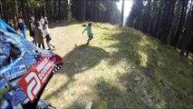 Dangerous Moments on a Downhill Mountainbike - Freeride - www.Absolut-Downhill.com