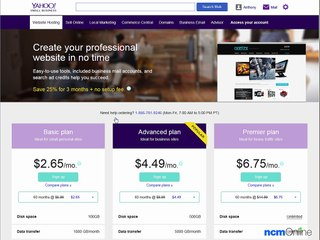 How to install WordPress on Yahoo web hosting