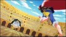 Monkey D. Luffy vs Don Chinjao Full Haki - One Piece