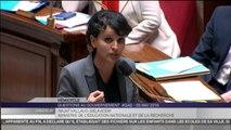 Collège : Najat Vallaud-Belkacem précise les contours de sa réforme