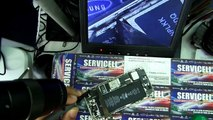 reparacion iphone 5s pantalla azul error 9 o 14 repair iPhone 5s Blue Screen   ejemplo 1 de 3