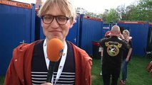 Sfeer bevrijdingsfestival Groningen - RTV Noord