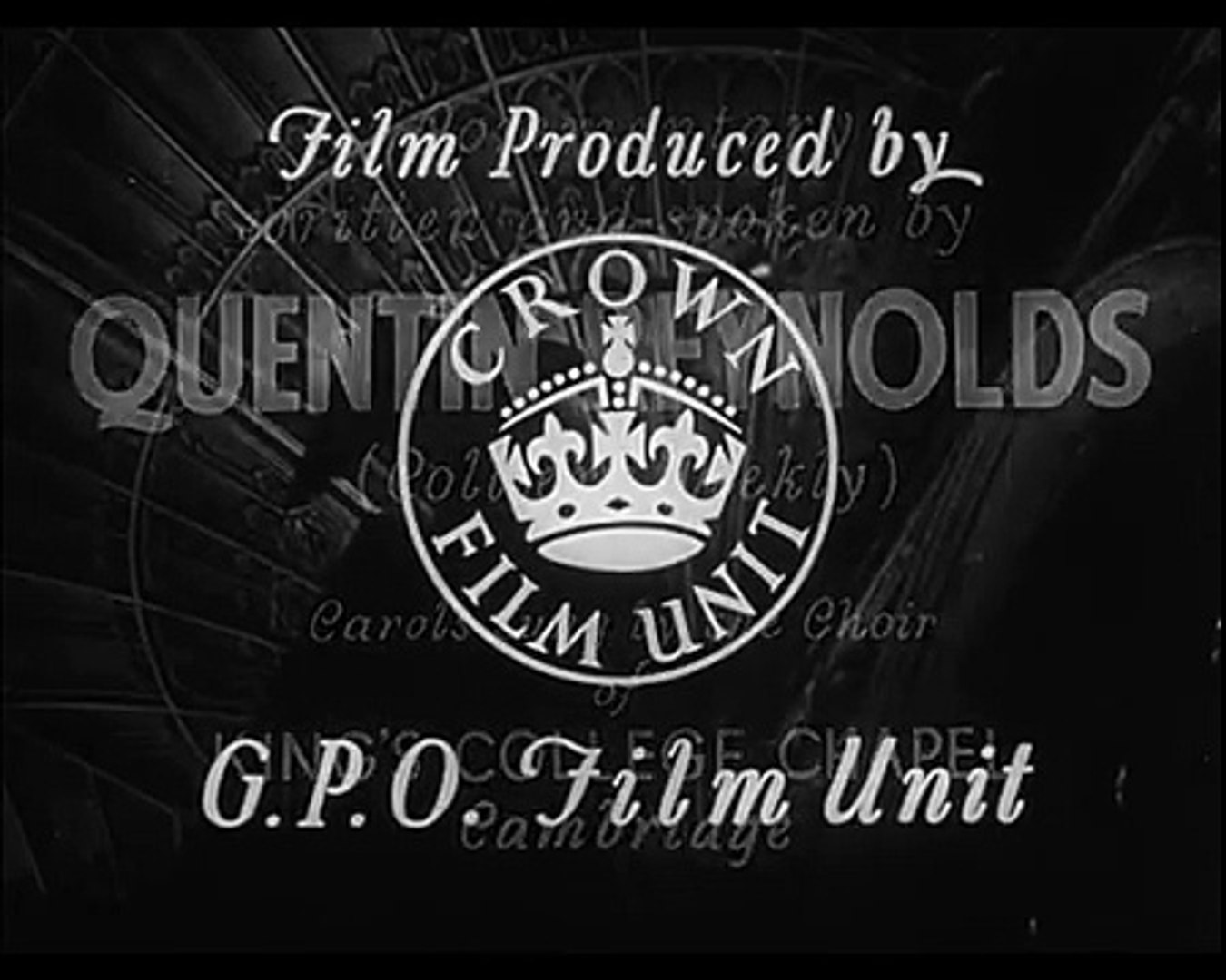 Christmas Under Fire (1941)   BFI National Archive