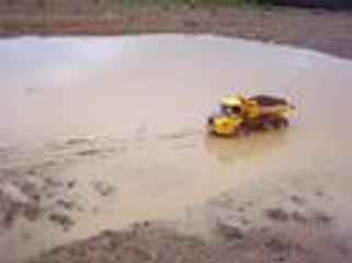 RC TIPPER 6X6 NO LIMIT, RC TIPPER, WATER NO PROBLEM,   www.modellkran.de