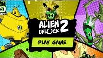 Cartoon Network Games: Ben 10 Omniverse Games Alien Unlock 2