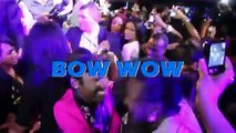 Bow Wow Disses Ciara Underrated Tour  London Girls FIGHTING For Bow T Shirts