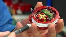 Fiber Optic Gyro Factory Tour/1 : Making a Fiber Optic Gyro - KVH Industries, Inc.