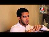 عمر جابر يحكي عن صورة عمرو حسين التي تسببت ف�