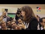 وزيرة التضامن الاجتماعى لذوى الاحتياجات الخاصة: مبقاش فى شغل فى الحكومة