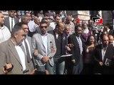 مسيرة الصحفيين إلى النائب العام لتقديم بلاغات ضد رئيس نادي الزمالك