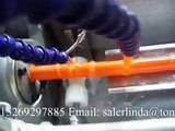 pvc fiber hose pipe machie