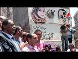 اتحاد الصحفيين العرب ينظم وقفة أمام نقابة الصحفيين لتضامن مع غزة