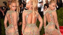 BEYONCE WINS 2015 MET GALA WITH HER SEE-THROUGH DRESS