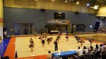 The Dolls Cheerleaders Paris - Finale Championnat de France 2012 (Niveau 1 + 15 ans)