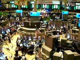 Trading Floor at New York Stock Exchange (NYSE)