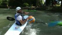 Rugby - Top 14 - MHR : Montpellier s'essaie au kayak polo