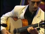 Django Reinhardt Tribute - Swing Gitan (Angelo Debarre, Birelli Lagrene).avi