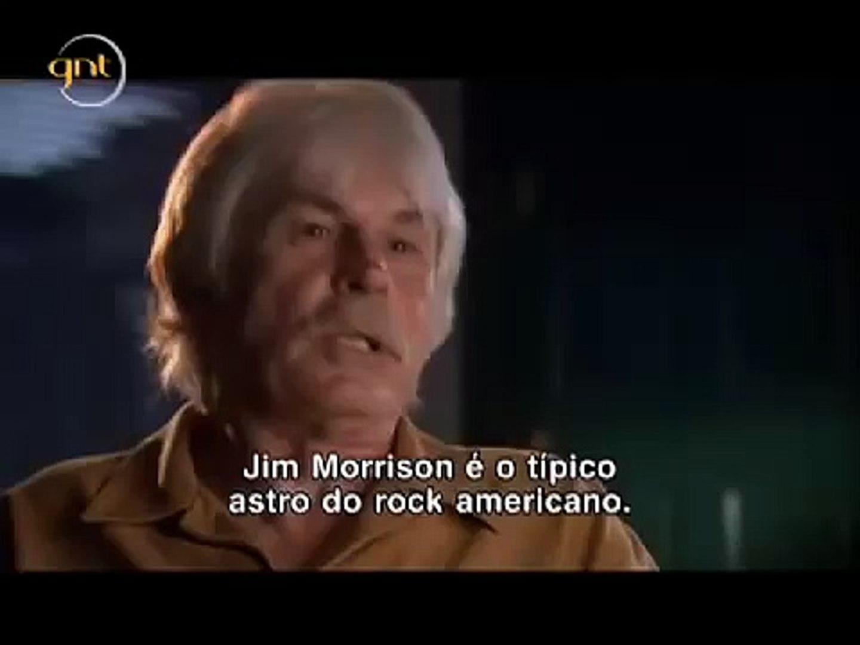 Tico Santa Cruz narra os últimos passos de Jim Morrison no GNT