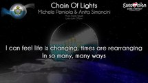 Michele Perniola & Anita Simoncini - Chain Of Lights (San Marino)