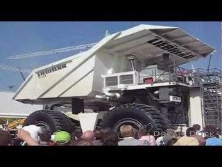 Liebherr TI 274 Mining Truck @ Bauma 2007