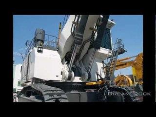 Liebherr R9250 Bagger Mining excavator Bauma 2007