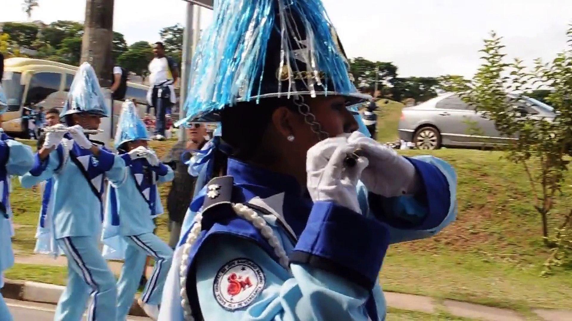 Banda General En Jefe Santiago Mariño - Campeonato Sulamericano de Bandas 2012