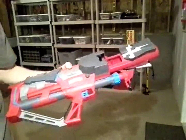 The Rapid Madness Blaster is a Blast