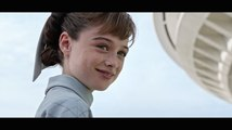 Meet Athena from Disney's TOMORROWLAND played by Raffey Cassidy (Featurette)