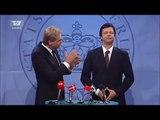 Live fra Bremen - Villy Søvndahl holder pressekonference