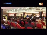 Semaine nationale de la prevention routiere théme:les jeunes et la securité routiere