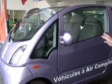 Minicat Compressed Air Vehicle (Air Car) -  with Cyril Negre