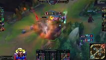 Lee sin Montage  HFL SofM Highlights Kr Solo Q 2015   League Of Legends   LOL montage #1