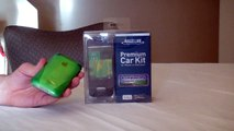 Magellan GPS Navigation Premium Car Kit (iPhone 3G/3GS or iPod Touch 2G) Pre-Release Unboxing