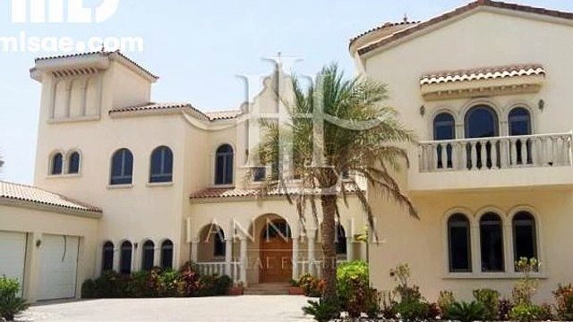 PRICE REDUCED   6 bedroom European Gallery View Situated in Frond C  Price Reduced - mlsae.com