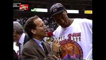 SCOTTIE PIPPEN INTERVIEW AFTER WINNING 1998 NBA FINALS BULLS VS JAZZ
