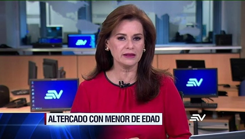 Gobierno aclara incidente entre el presidente Correa y un estudiante