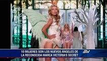 Las nuevas angelitas de Victoria's Secret