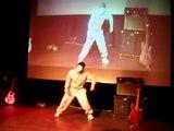 amélie poulain danse hip-hop