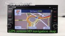 Initial 2006-2011 Kia Carens Rondo Autoradio Sat Nav DVD Player Support 3D Map CD Download BT Hand Free