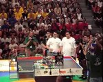 finale eurobot 2007