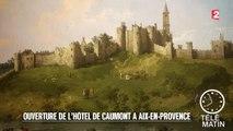 Expo - La renaissance d'un ancien hôtel particulier, joyau du XVIIIe siècle